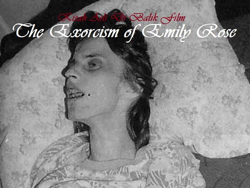 Kisah Asli Di Balik Film The Exorcism of Emily Rose