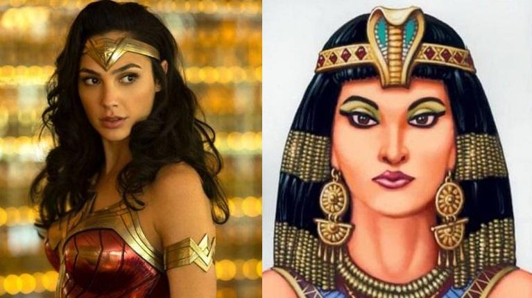 Menjadi Sosok Cleopatra