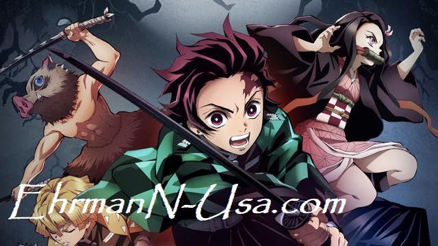 Film Anime Pembantaian Iblis Mengalahkan Ketakutan Tertular Covid
